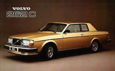 262C by Bertone. A Volvo/Maserati joint. Always hated the huge rear pillar with the Maserati logo on it, but the dropped roof is awesome.