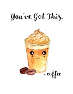 Free Coffee Printables from Sweet Anne Designs