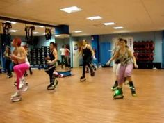 kangoo jumps - YouTube