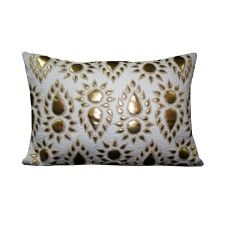 Imperial Jewel White Cushion - shop now on www.hautegali.com