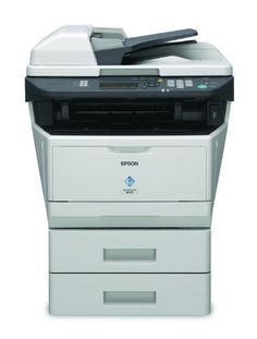 """Buy the new """"Epson AcuLaser Mono All-in-One Laser Printer Fax"""" online today at discounted prices with FREE next day delivery. Drucker Scanner, Laser Printer, Epson, Washing Machine, All In One, Storage, Printers, Delivery, Free"""