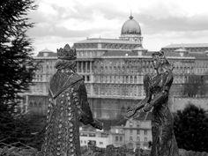 Budapeste, Castelo, Rei, Rainha
