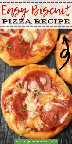 Pizza With Biscuits, Recipes With Grands Biscuits, Recipe Using Canned Biscuits, Grand Biscuit Recipes, Biscuit Pizza, Pizza Recipe For Kids, Biscuit Recipe For Kids, Kids Pizza, Crescent Chicken