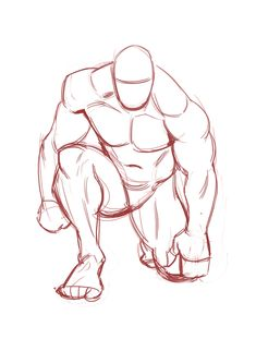Guidelines on how to improve your idea of drawing poses Anatomy Sketches, Body Sketches, Anatomy Drawing, Anatomy Art, Art Sketches, Gesture Drawing Poses, Drawing Poses Male, Sketch Poses, Body Reference Drawing