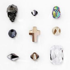 Swarovski®️ Crystal Beads in all shapes, sizes & colours made by Swarovski®️ - we offer the complete range in both retail and wholesale packs at competitive prices. Take a look at our fabulous Online Store & Mobile Appand SHOP