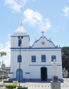 Igreja Nossa Senhora da Purificação em Prado