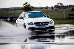 Under the tuition of our expert driver trainers, they will provide you with driving skills and techniques to deal with the unexpected allowing you to test vehicle limits and explore your own driving abilities. Advanced Driving Course, Electric Sports Car, Driving Courses, Old Garage, Fast Cars, Cars For Sale, Super Cars, Mercedes Benz, Racing