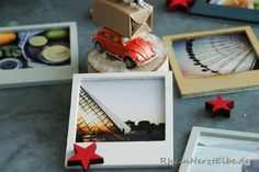 DIY Idee: Polaroid-Rahmen selbstgemacht