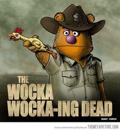 Wocka Wocka-ing Dead…
