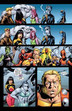 Exiles Marvel Comics | Marvel Exiles
