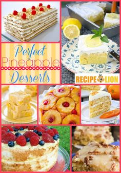 Where Can I find some good websites for easy and fast yummy desserts