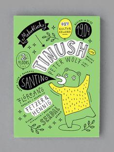 Wicked Graphic Design by Alexandra Turban | graphic design inspiration | digital media arts college | www.dmac.edu | 561.391.1148