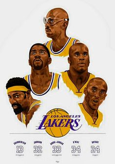 Lakers Greats