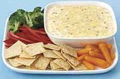 Dip into our VELVEETA Southwestern Corn Dip recipe! Party guests will love this corn dip recipe with its creaminess and Southwestern jalapeño kick.