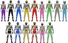 Power Rangers Dino Charge, Dino Drive by Taiko554 on DeviantArt