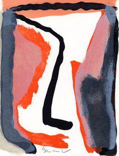 Livre illustré de Bram van Velde