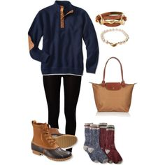 """I can't wait for my Bean boots to come in!!"" by sophisticated-cat on Polyvore"