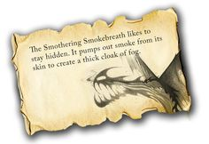 SmokeBreath Info