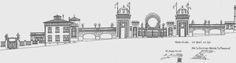 El Gran Casino de la Rabassada, Sierra de Collserola, Barcelona.-  En 1899 se inaugura el Gran Hotel Restaurante de la Rabassada, obra del arquitecto francés M. Lechavallier Chevignard y más adelante en 1909 se crea La Rabassada Sociedad Anónima con inversores franceses y compra el hotel restaurante y terrenos colindantes para crear el casino y futuras atracciones. En 1911 el complejo queda ampliado con una lujosa obra del arquitecto Andreu Audet i Puig.