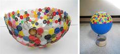 Button -bowl
