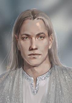 Elwe (Elu Thingol) by ElfinFen