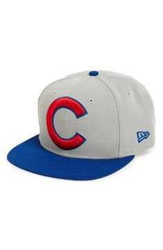 New Era Cap 'Chicago Cubs' Snapback Cap