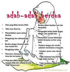 Adab berdoa Doa Islam, Islam Quran, Islamic Messages, Islamic Quotes, All About Islam, Spiritual Health, Read Later, Holy Quran, Allah
