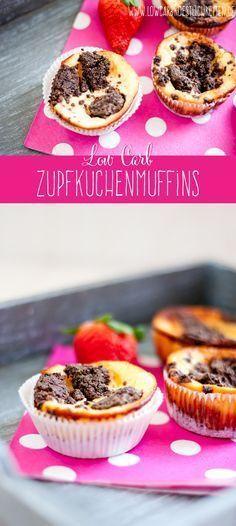 Low Carb Zupfkuchenmuffins #lowcarb #abnehmen #zuckerfrei #glutenfrei www.lowcarbkoestlichkeiten.de
