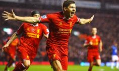 A selection of the best Liverpool FC photographs from 2014