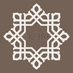 Find Circular Abstract Islamic Persian Arabesque Turkish stock images in HD and millions of other royalty-free stock photos, illustrations and vectors in the Shutterstock collection. Motifs Islamiques, Islamic Motifs, Islamic Art Pattern, Arabic Pattern, Pattern Art, Abstract Pattern, Art Deco Tattoo, Stencil, Islamic Art Calligraphy