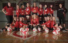 Volleyball team photo                                                       …