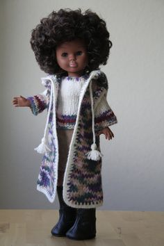 Nancy Doll, American Girl, Fur Coat, Winter Hats, Glamour, Dolls, Jackets, Baby, Fashion