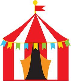 Carnival and Circus themed preschool songs for circle time! Circus Theme Crafts, Clown Crafts, Circus Theme Party, Circus Birthday, Preschool Circus Theme, Carnival Activities, Carnival Themes, Decoration Cirque, August Themes