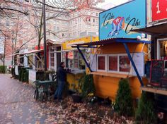 Food Carts - Downtown Portland