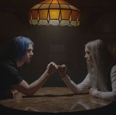 Kai and Winter #ahscult
