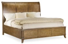 Image of Sleigh Bed
