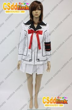 Vampire Knight Yuki Cross night class Cosplay Costume Custom Made on Etsy, $69.99