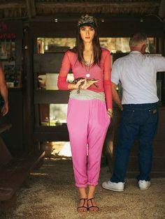 Schnittmuster: Sommerhose - Krempelbund - Hosen - Damen - burda style