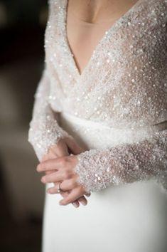 35 Gorgeous Long Sleeve Wedding Dresses #gorgeous #longSleeve #wedding #dress #long #sleeve