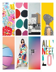 Weekly Inspiration with the March Kit Mood Board | The Paper Curator
