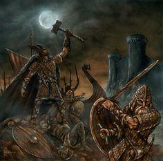 Frostmoon   Tordenkrig