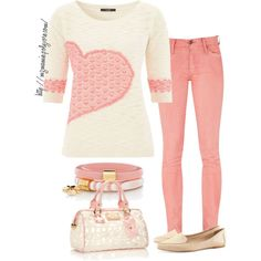 6e39e051669 valentine outfit  ) Untitled  652 by mzmamie on Polyvore needs different  shoes though!