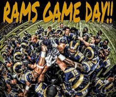 Rams all day!!!