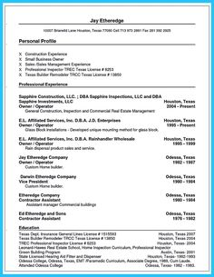 Sample Resume For Business Development Manager Djboone Resume 2016  News To Go 3  Pinterest