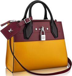 Louis Vuitton Mini City Steamer Bag   Bragmybag