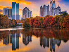 50. Atlanta, Georgia