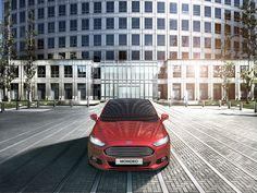 Foto Exteriores (3) Ford Mondeo Sedan 2015