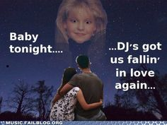 DJ's got us fallin in love again  #fullhouse