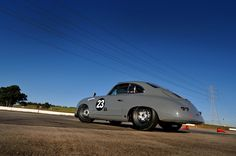 Enjoy the fabulous photo gallery of Ron Goodman's 1954 Porsche 356 racer by Iain Curry. Porsche 356 Outlaw spec: Owner: Ron Goodman, Sydney Car: 1954 Porsche 356 Pre-A Coupe with original 1620cc engine modified for competition with the ...