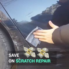 Get rid of scratches and scuffs on the clear-coat paint surface of your car. With ScratchWonder™ paint repair is now in layman's reach without seeing an expensive workshop. Utilizing a three-stage system of sanding, compounding and polishing the clear coat of your car, it is designed to remove defects to the outer coat of your car's finish. An easy and quick way to get professional results, no preparatory work necessary. Get it today for a BIG Discount!